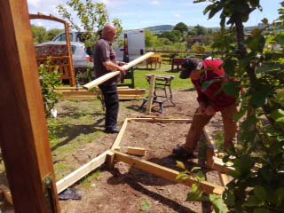Veterans Allotment Project - Recovery Devon Development Fund