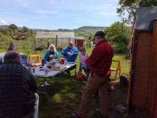 Veterans Allotment Project - Recovery Devon Development Fund