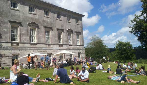 Sharpham Trust FREE open day JULY 1ST 2018