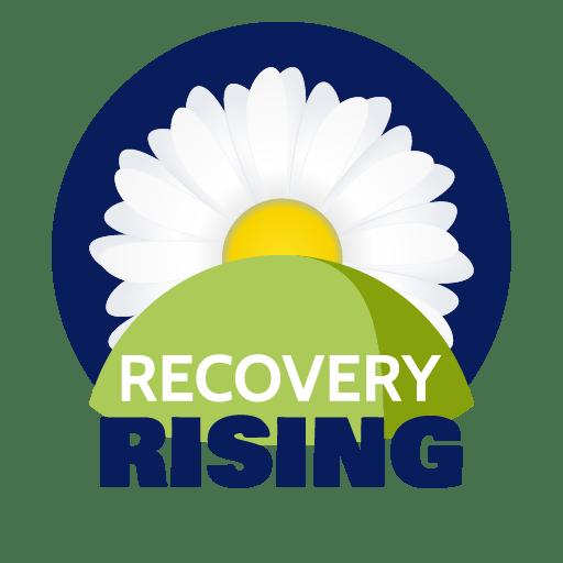 Recovery Rising Logo